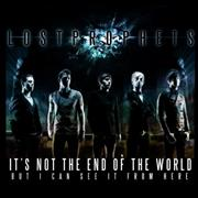 Lostprophets It's Not The End Of The World But I Can See It From Here UK CD single