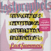 Lostprophets Last Summer UK 2-CD single set