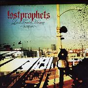 "Lostprophets Last Train Home UK 7"" vinyl"
