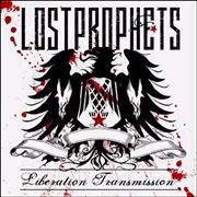 Lostprophets Liberation Transmission UK CD album