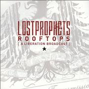 "Lostprophets Rooftops [Liberation Broadcast] UK 7"" vinyl"