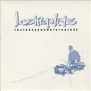 "Lostprophets The Fake Sound Of Progress UK 7"" vinyl"