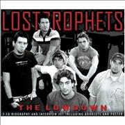 Lostprophets The Lowdown UK 2-CD album set