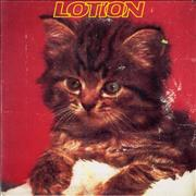 Click here for more info about 'Lotion - Head - White Vinyl'