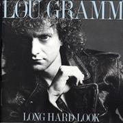Click here for more info about 'Lou Gramm - Long Hard Look'