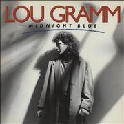 Click here for more info about 'Lou Gramm - Midnight Blue'