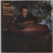 Click here for more info about 'Lou Rawls - Close Company'