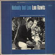 Click here for more info about 'Lou Rawls - Nobody But Lou'