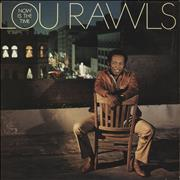 Click here for more info about 'Lou Rawls - Now Is The Time'