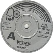 Click here for more info about 'Lou Rawls - She's Gone'