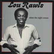 Click here for more info about 'Lou Rawls - When The Night Comes'