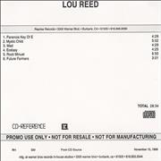Click here for more info about 'Lou Reed - 6-Tracks'