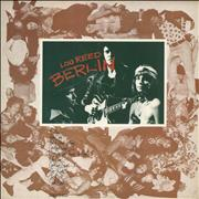 Click here for more info about 'Lou Reed - Berlin + Lyric Insert - EX'