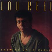 Click here for more info about 'Lou Reed - Growing Up In Public'