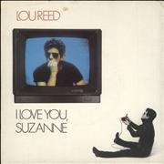 Click here for more info about 'Lou Reed - I Love You Suzanne + Sleeve'