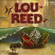 Click here for more info about 'Lou Reed - Lou Reed - 1st'