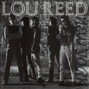 Click here for more info about 'Lou Reed - New York + insert - Ex'