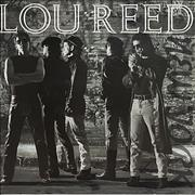 Click here for more info about 'Lou Reed - New York + Insert'