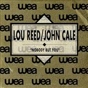 Click here for more info about 'Lou Reed - Nobody But You'