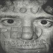 Click here for more info about 'Lou Reed - Pass Thru Fire - The Collected Lyrics - Autographed'