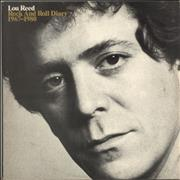 Click here for more info about 'Lou Reed - Rock And Roll Diary: 1967–1980 - EX'