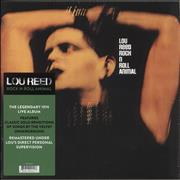 Click here for more info about 'Lou Reed - Rock N Roll Animal - Sealed'