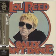 Click here for more info about 'Lou Reed - Sally Can't Dance'