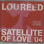 Click here for more info about 'Lou Reed - Satellite Of Love '04'