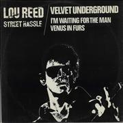 Click here for more info about 'Lou Reed - Street Hassle'