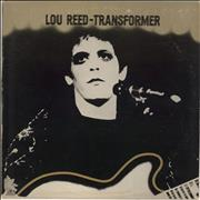 Click here for more info about 'Lou Reed - Transformer - 1st - EX'