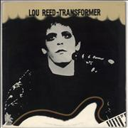 Click here for more info about 'Lou Reed - Transformer - EX'