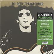 Click here for more info about 'Lou Reed - Transformer - Remastered - Sealed'