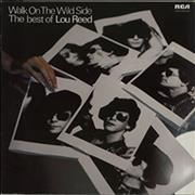 Click here for more info about 'Lou Reed - Walk On The Wild Side - EX'