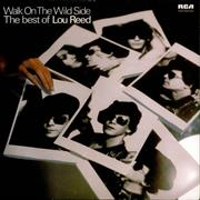 Click here for more info about 'Lou Reed - Walk On The Wild Side - The Best Of Lou Reed'