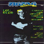 Click here for more info about 'Lou Reed - Zig Zag Magazine No. 52'
