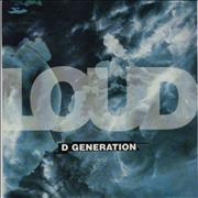 Click here for more info about 'Loud - D Generation'