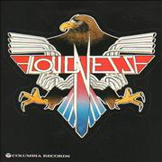 Click here for more info about 'Loudness - Promotional Columbia Records Sticker'