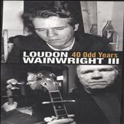 Click here for more info about 'Loudon Wainwright III - 40 Odd Years'