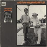 Click here for more info about 'Loudon Wainwright III - Attempted Mustache - EX'