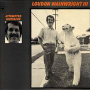 Click here for more info about 'Loudon Wainwright III - Attempted Mustache'