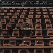 Click here for more info about 'Loudon Wainwright III - Final Exam'