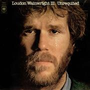 Click here for more info about 'Loudon Wainwright III - Unrequited + Insert'