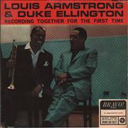 Click here for more info about 'Louis Armstrong & Duke Ellington - Recording Together For The First Time EP'