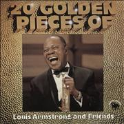 Click here for more info about 'Louis Armstrong - 20 Golden Pieces Of Louis Armstrong And Friends'