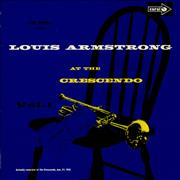 Click here for more info about 'Louis Armstrong - At The Crescendo Volume 1'