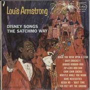 Click here for more info about 'Louis Armstrong - Disney Songs The Satchmo Way'