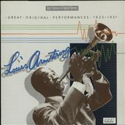 Click here for more info about 'Louis Armstrong - Great Original Performances 1923 - 1931'