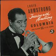 Click here for more info about 'Louis Armstrong - Jazzin' With Armstrong'