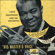 Click here for more info about 'Louis Armstrong - Laughing Louis'