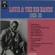 Click here for more info about 'Louis Armstrong - Louis & The Big-Bands 1928-30'